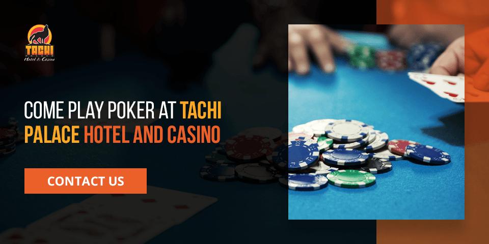 play poker at tachi palace